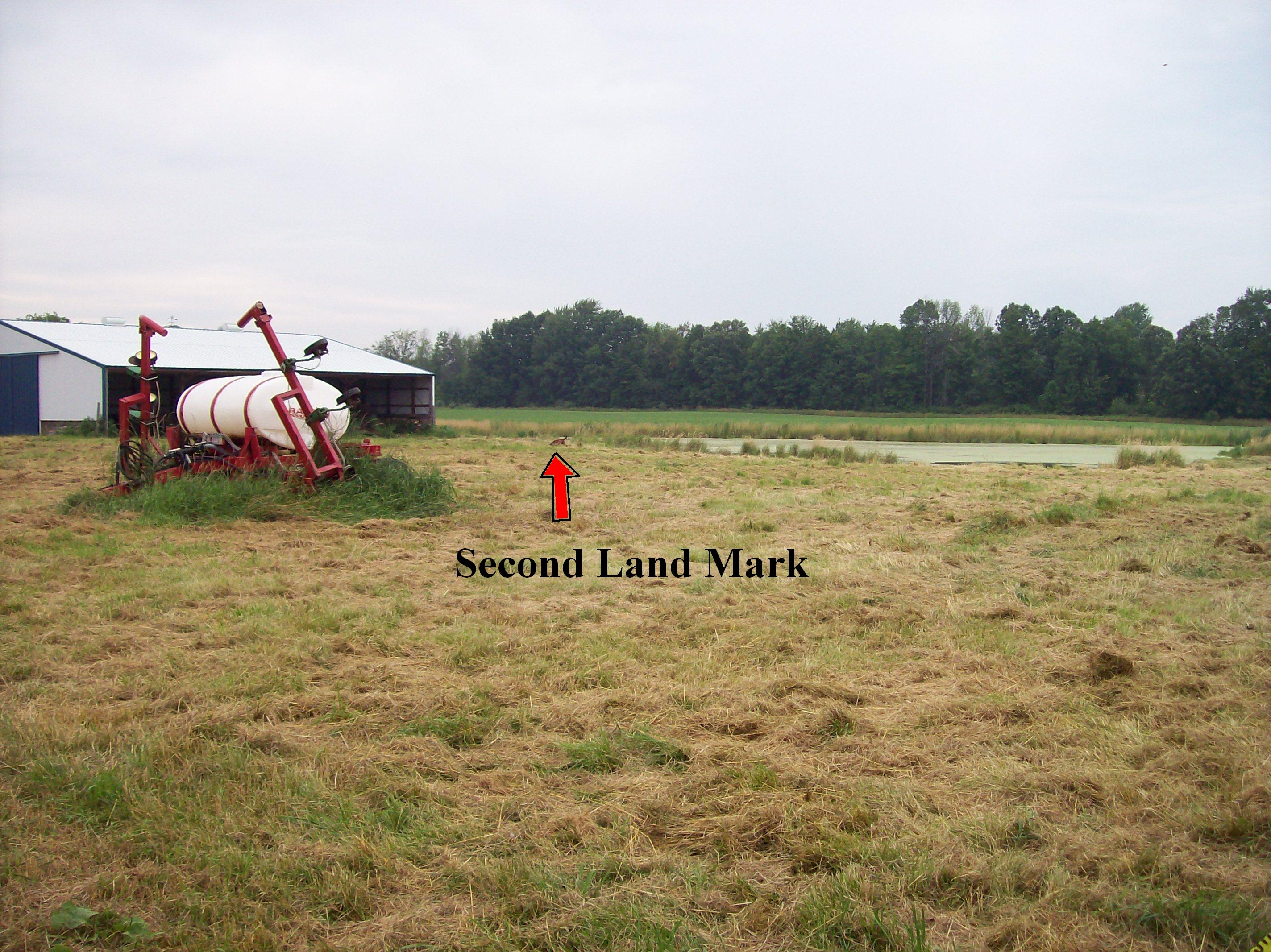 Second Land Mark