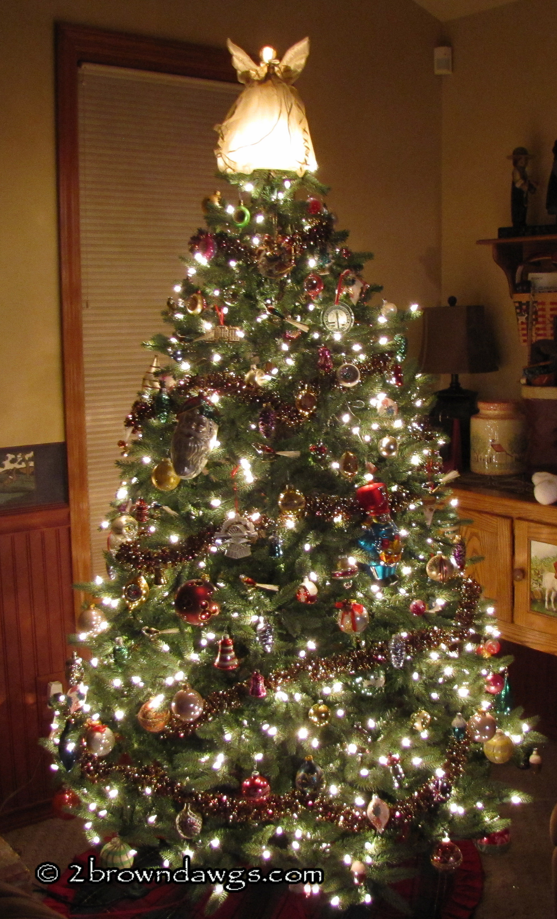 Irish Christmas Tree Traditions