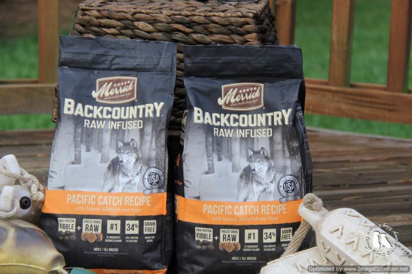 Merrick Backcountry Raw Infused Dog Food Review