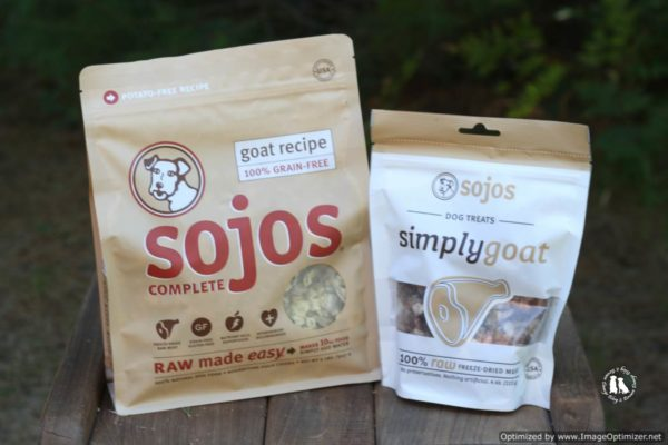 Complete Goat Recipe Dog Food And Simply Goat Treats