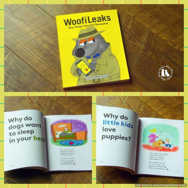 WoofiLeaks Your Dog's Secrets Revealed