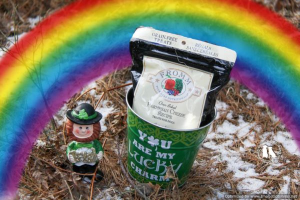 Fromm Dog Treats-The Pot Of Gold At The End Of The Rainbow